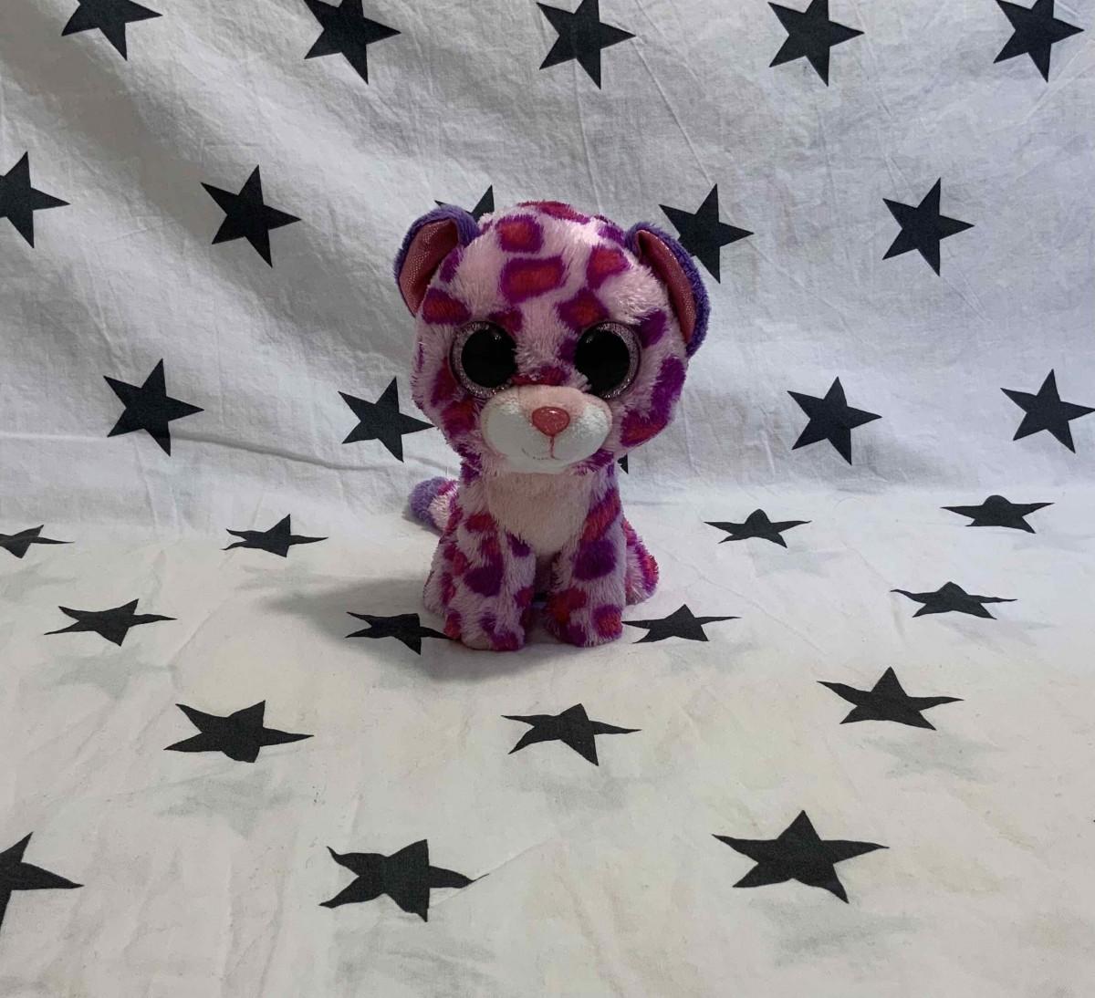 Pink and Purple Cheetah